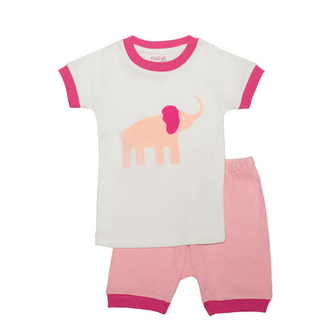 Elephant Short Pajama