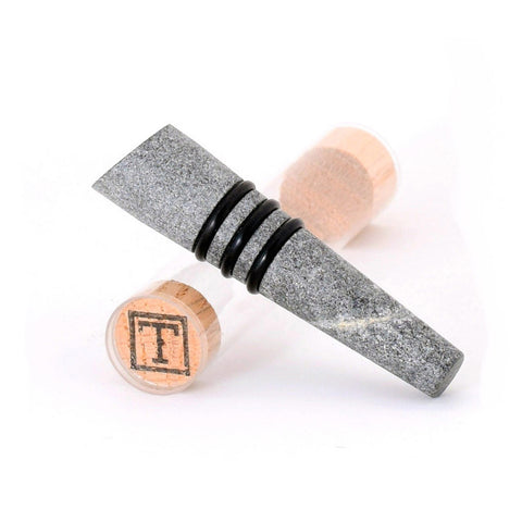 Taftware Pure Soapstone Wine Stopper