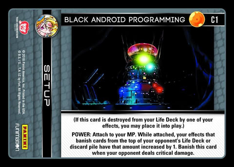 #C001 Black Android Programming (Vengeance)