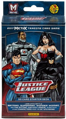 MetaX TCG Justice League 2017 Starter Deck
