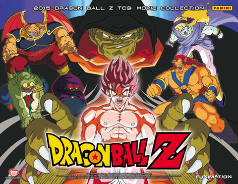 Dragon Ball Z TCG Movie Collection 2015 Booster Box