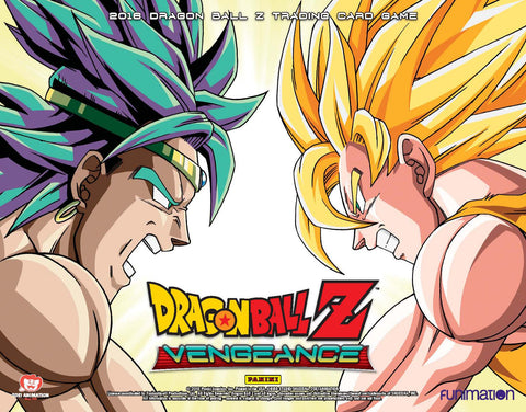 Dragon Ball Z TCG Vengeance 2016 Booster Box