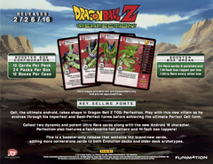 Dragon Ball Z TCG Perfection 2016 Booster Box