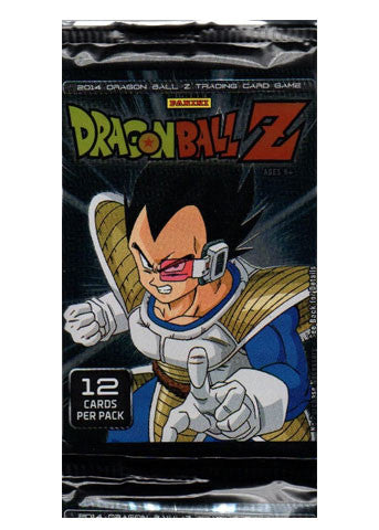 Dragon Ball Z TCG Core Set 2014 Booster Pack