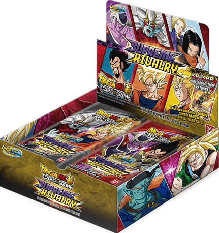 ***Pre-Order*** DRAGON BALL SUPER CARD GAME Unison Warrior Series Supreme Rivalry [DBS-B13]