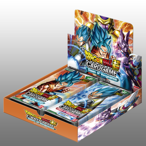 Dragon Ball Super Card Game - Booster Box