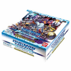 DIGIMON CARD GAME RELEASE SPECIAL BOOSTER Ver.1.0【BT01-03】