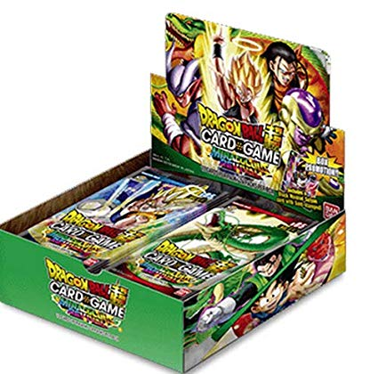 Dragon Ball Super Card Game - Miraculous Revival B05