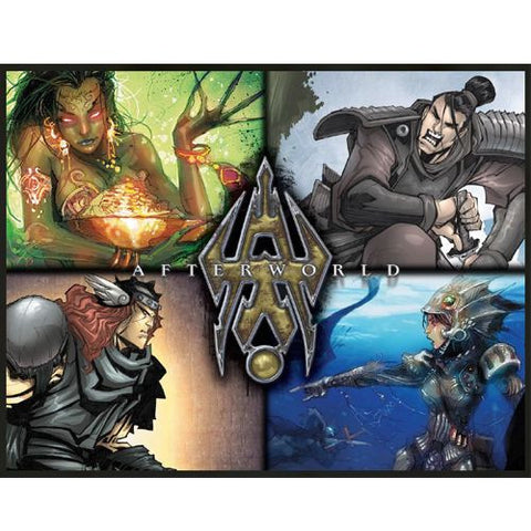 Afterworld TCG Genesis Starter Box: Atlantean and Norse