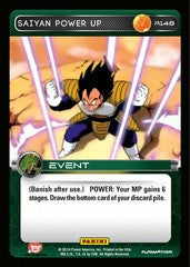 #R148 Saiyan Power Up - Foil (Premiere Set)