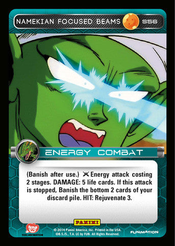 #S056 Namekian Focused Beams (Premiere Set)