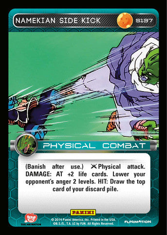 #S137 Namekian Side Kick - Foil (Premiere Set)
