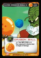 #U063 Namek Dragon Ball 6 - Foil (Premiere Set)