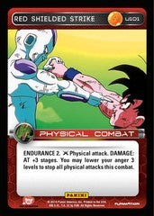 #U101 Red Shielded Strike - Foil (Premiere Set)
