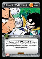#U116 Gohan's Power Punch - Foil (Premiere Set)