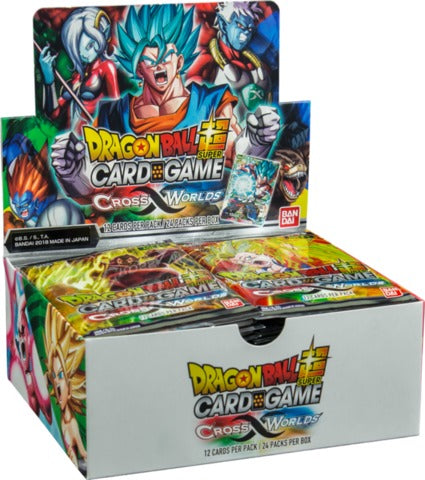 Dragon Ball Super Card Game - Cross Worlds B03