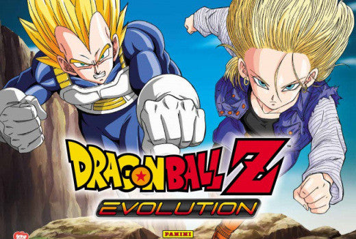 Dragon Ball Z TCG Evolution 2015 Starter Box