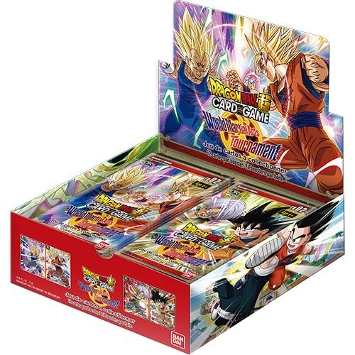 Dragon Ball Super Card Game - World Martial Arts Tournament TB02