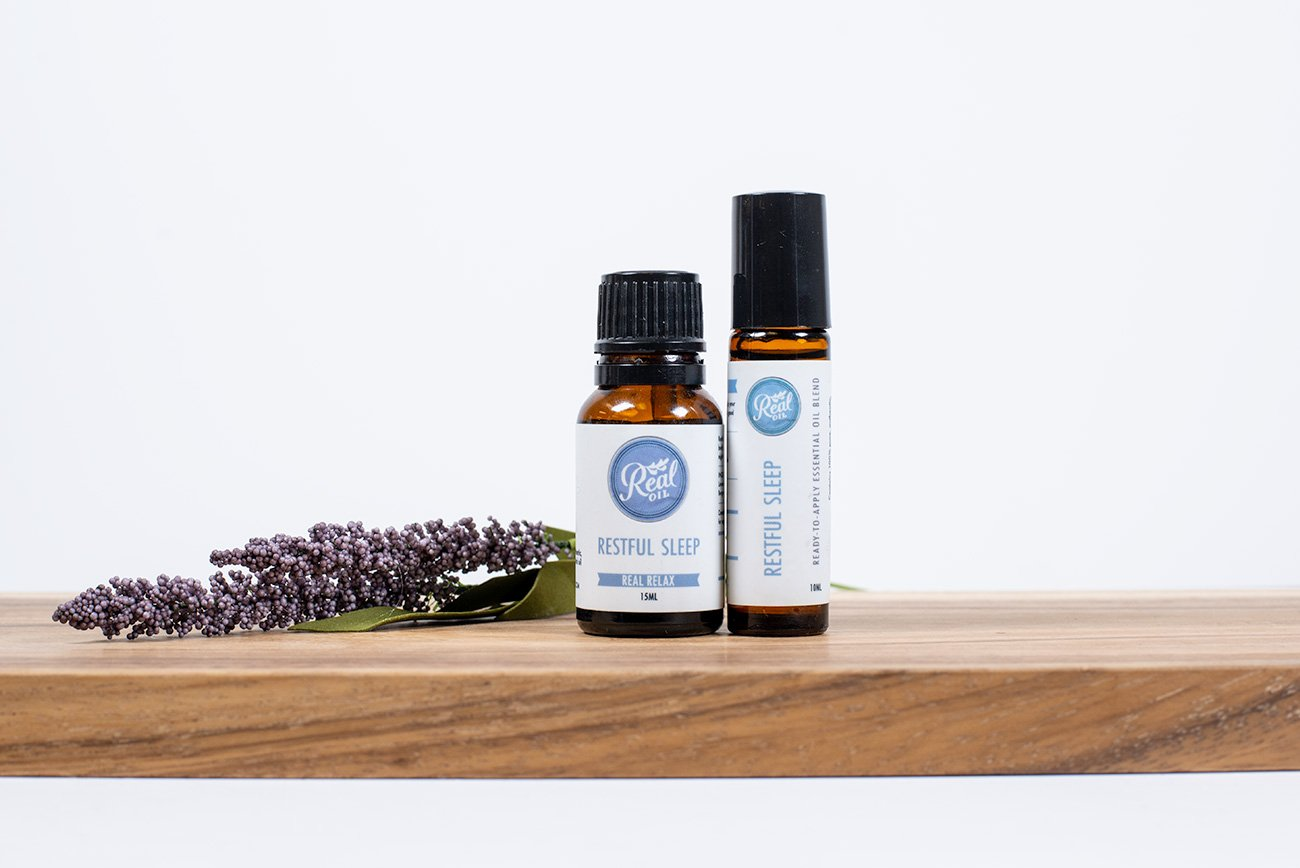 Restful Sleep Essential Oil Blend