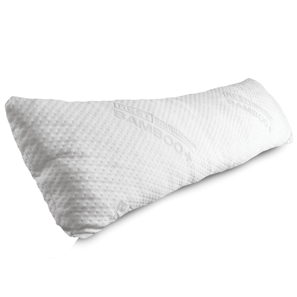 REST Premium Full Body Blended Memory Foam Pillow
