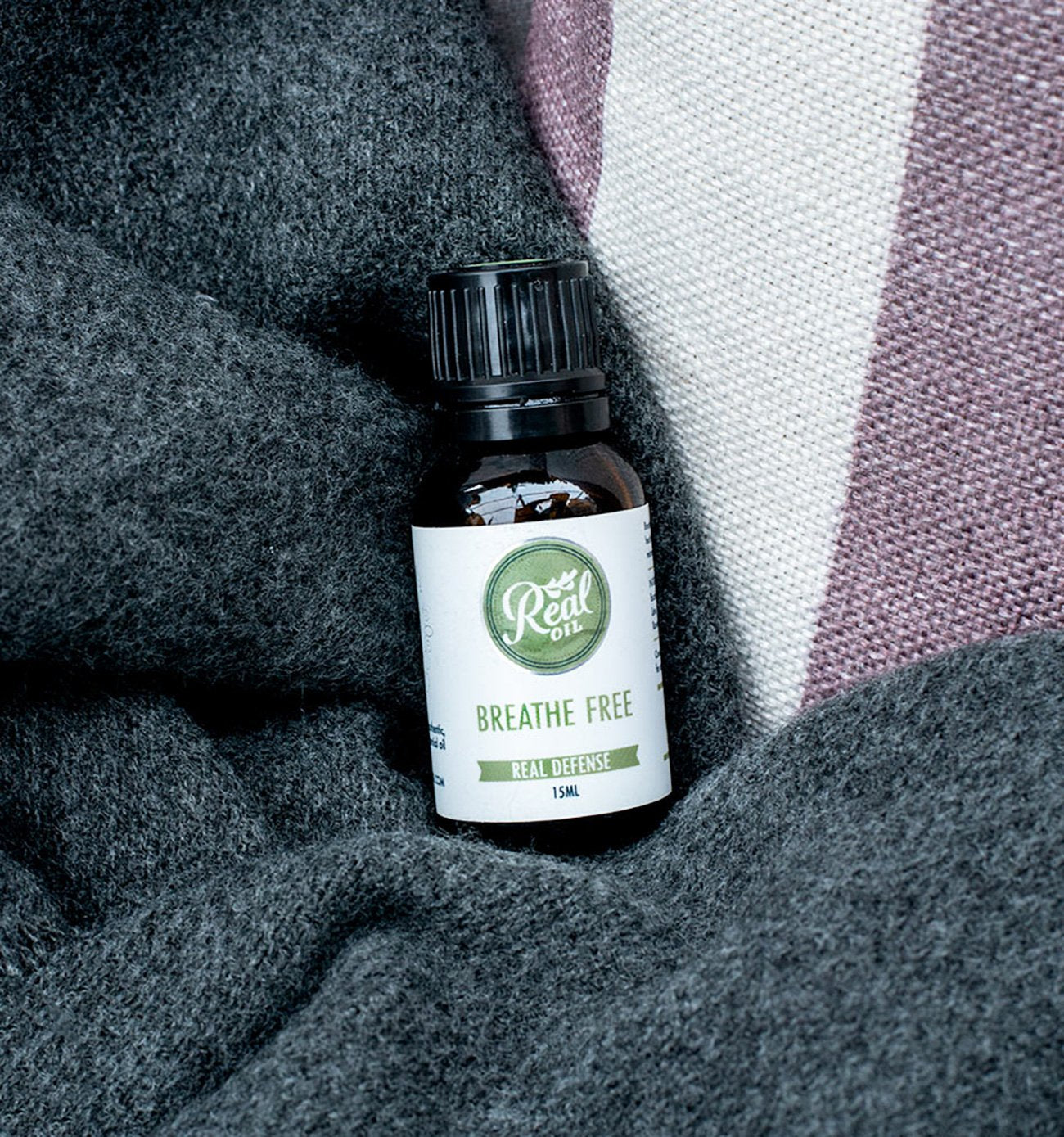 Breathe Free Essential Oil Blend