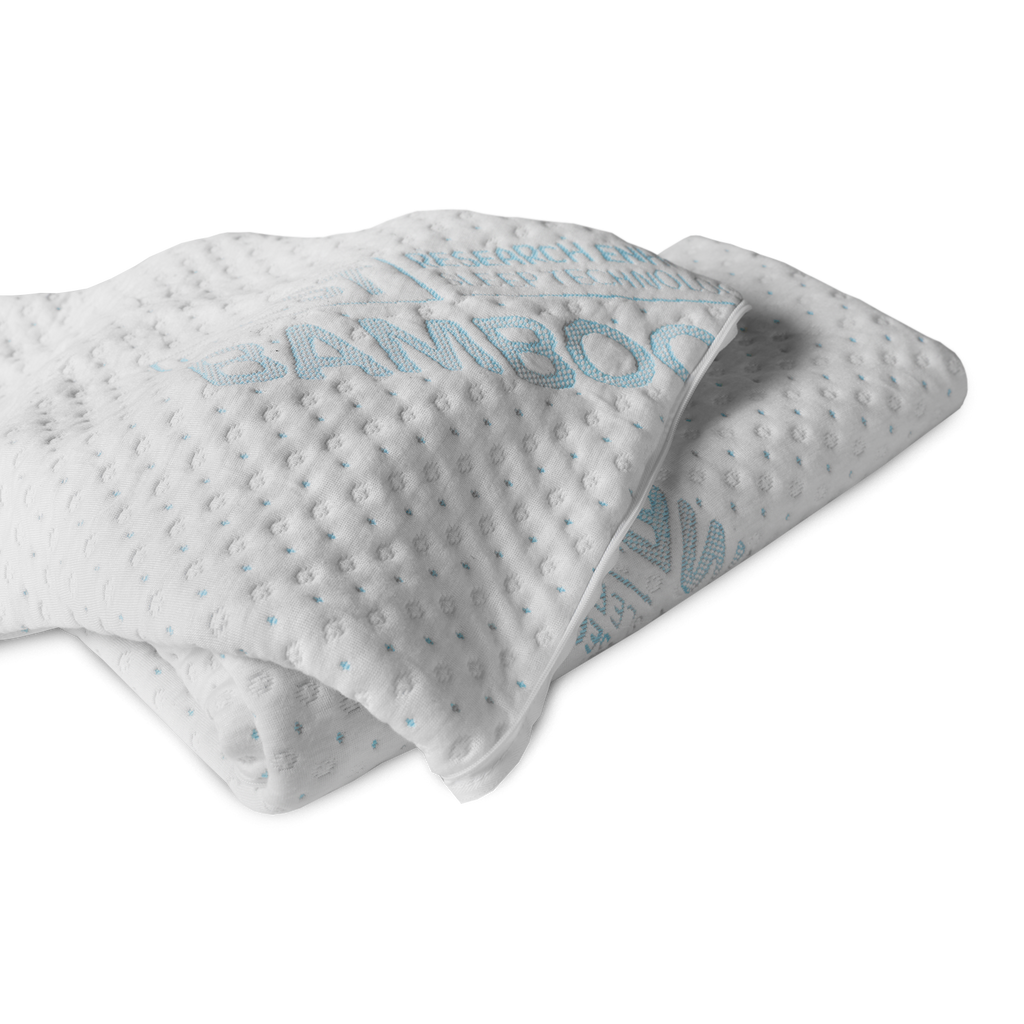 REST Premium Bamboo Cooling Pillow Covers (2 Pack)