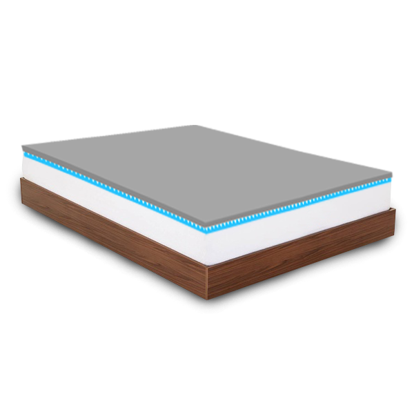 Duolux™ Hyrbrid Memory Foam Mattress Topper