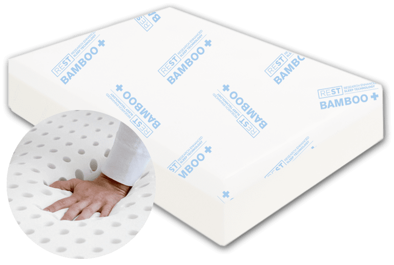 REST Premium Memory Foam Mattress