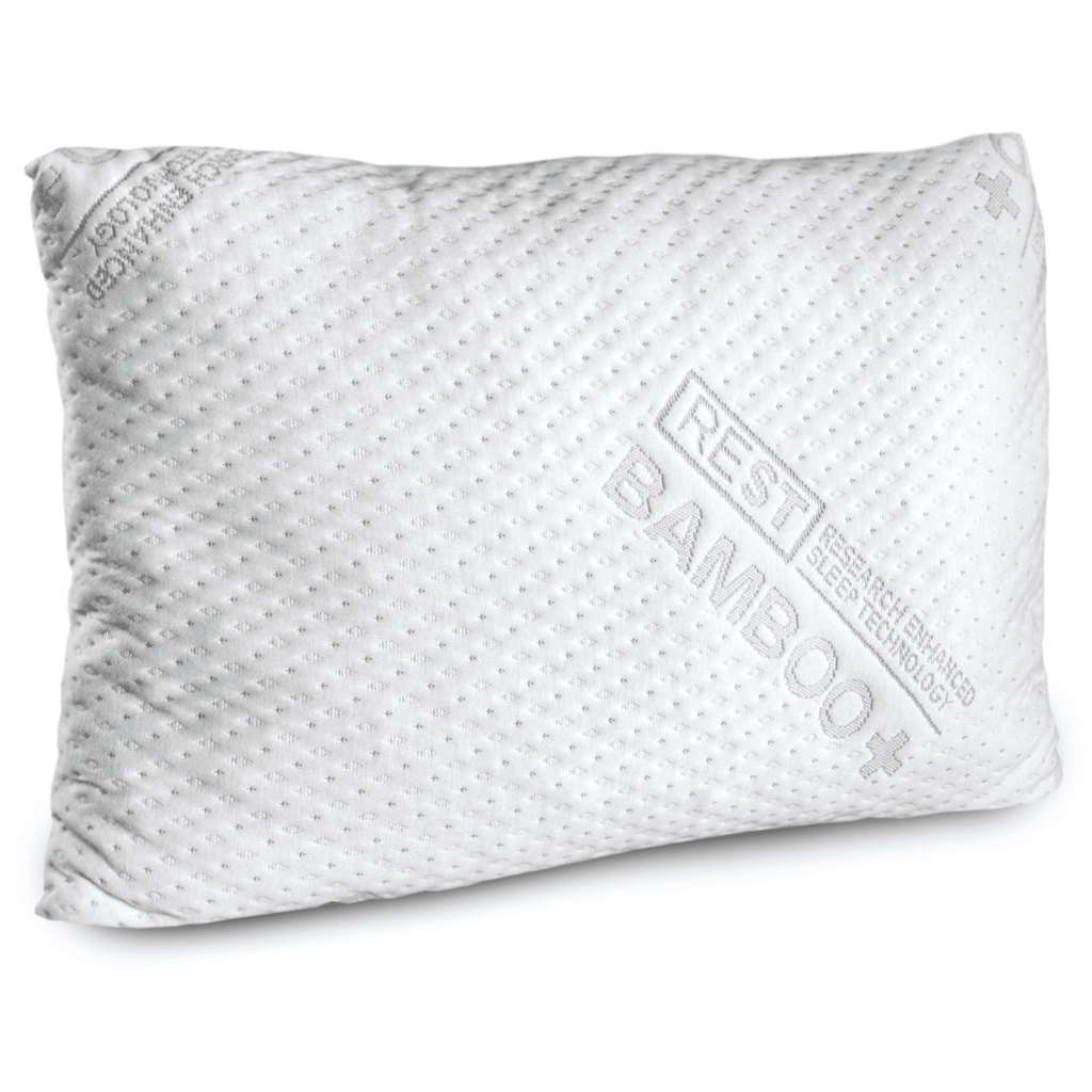 REST Premium Blended Memory Foam King Size Pillow