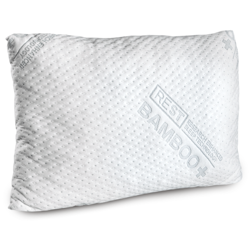 """BRADS DEALS 25% OFF""-REST Premium Blended Memory Foam Queen or King Size Pillow ""Type RESTWELL for Discount Code at Checkout"""