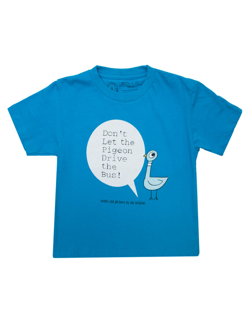 Don't Let the Pigeon Drive the Bus! Kids Tee