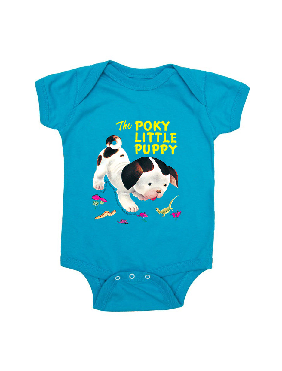 Poky Little Puppy Baby Bodysuit