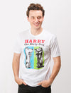 Harry the Dirty Dog Unisex T-Shirt