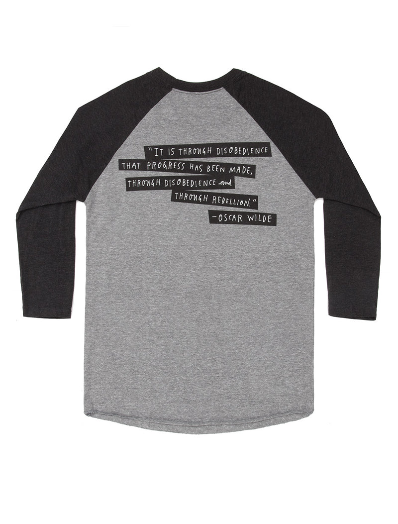 Punk Long Sleeve Unisex T-Shirt