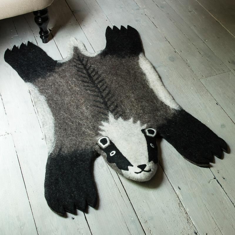 Billy Badger Rug