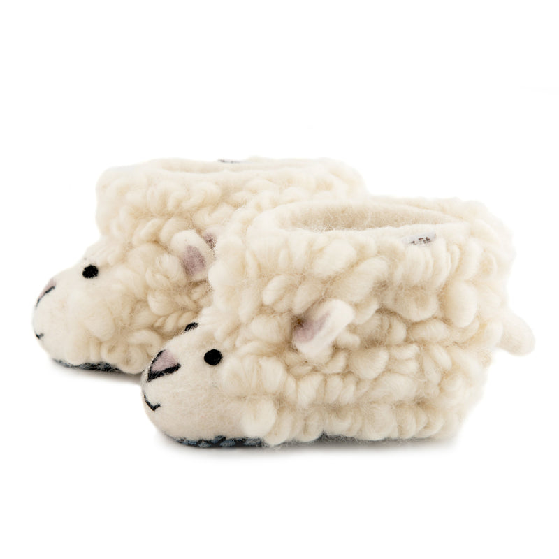 Adult's Sheep Slippers