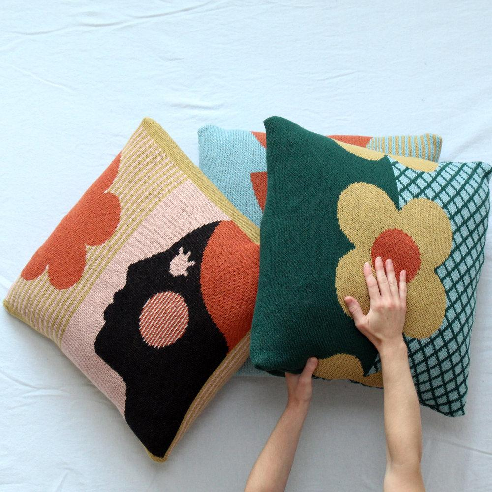 Hopeful Cushion Cover