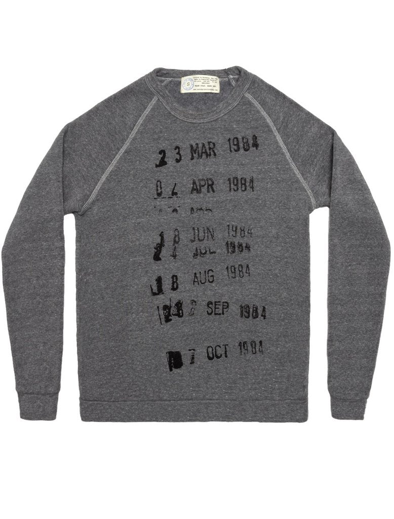 Library Stamp Unisex Sweatshirt