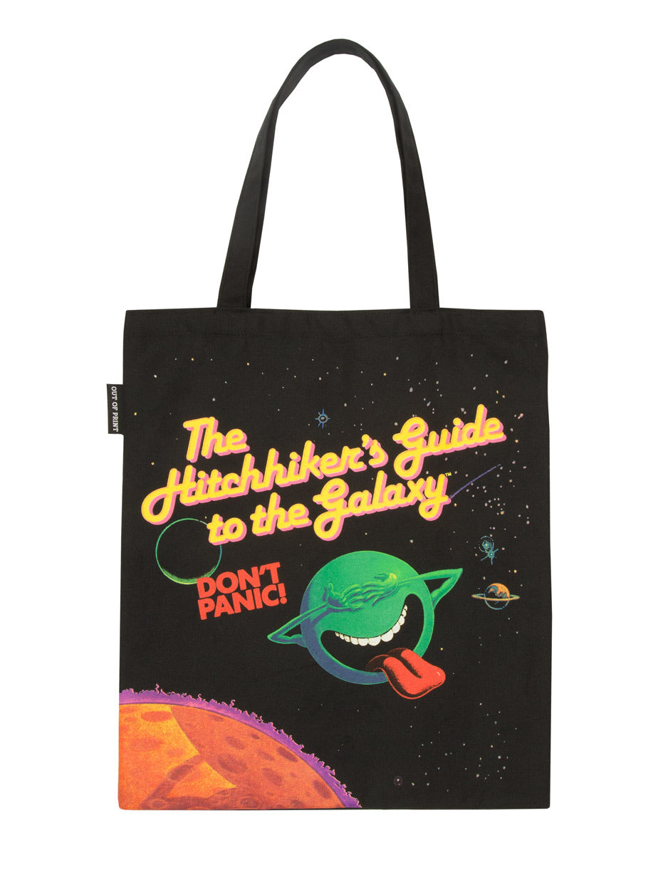 Hitchhikers Guide Tote Bag