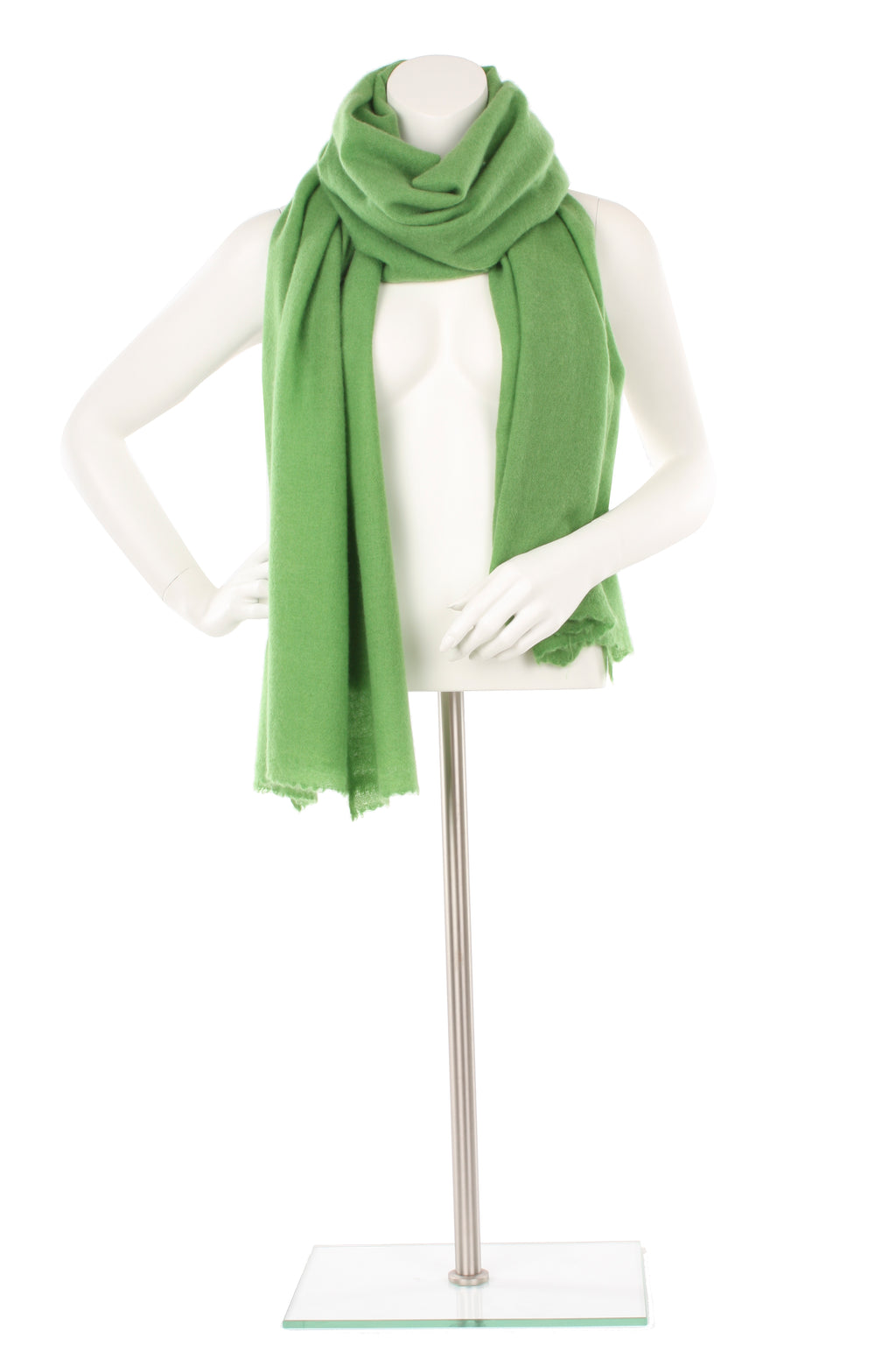 Fern Cashmere Oversized Scarf