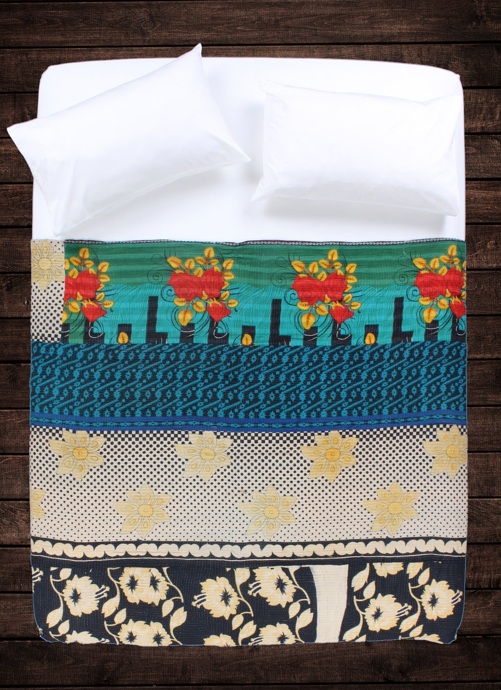 Zissou Kantha Throw