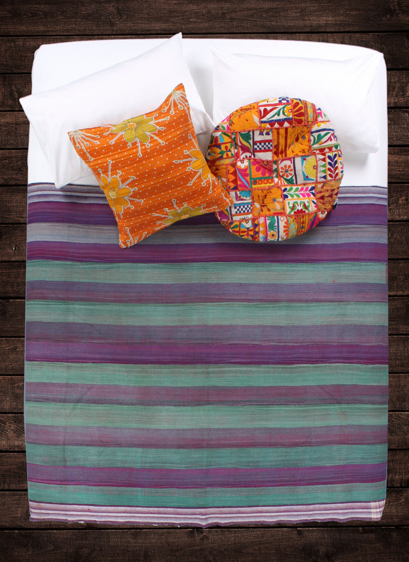 Gustave Kantha Throw