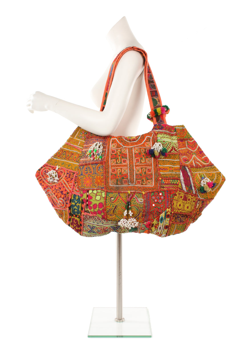 Banjara Hexagon Tote