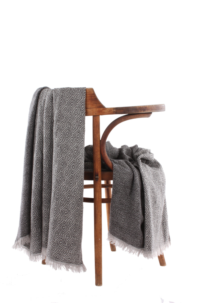 Lawrence Wool Blanket
