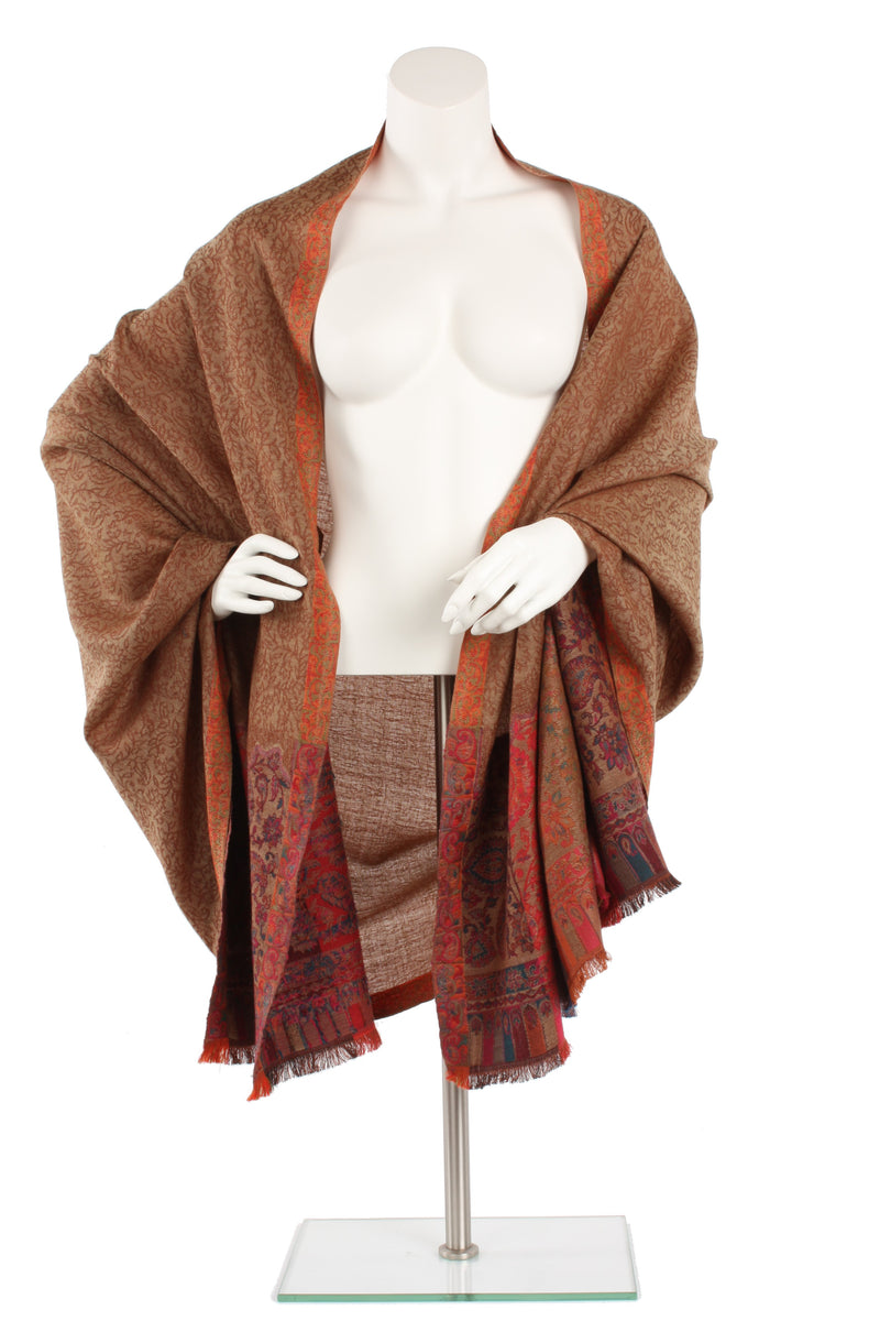 Wool Kani Wrap