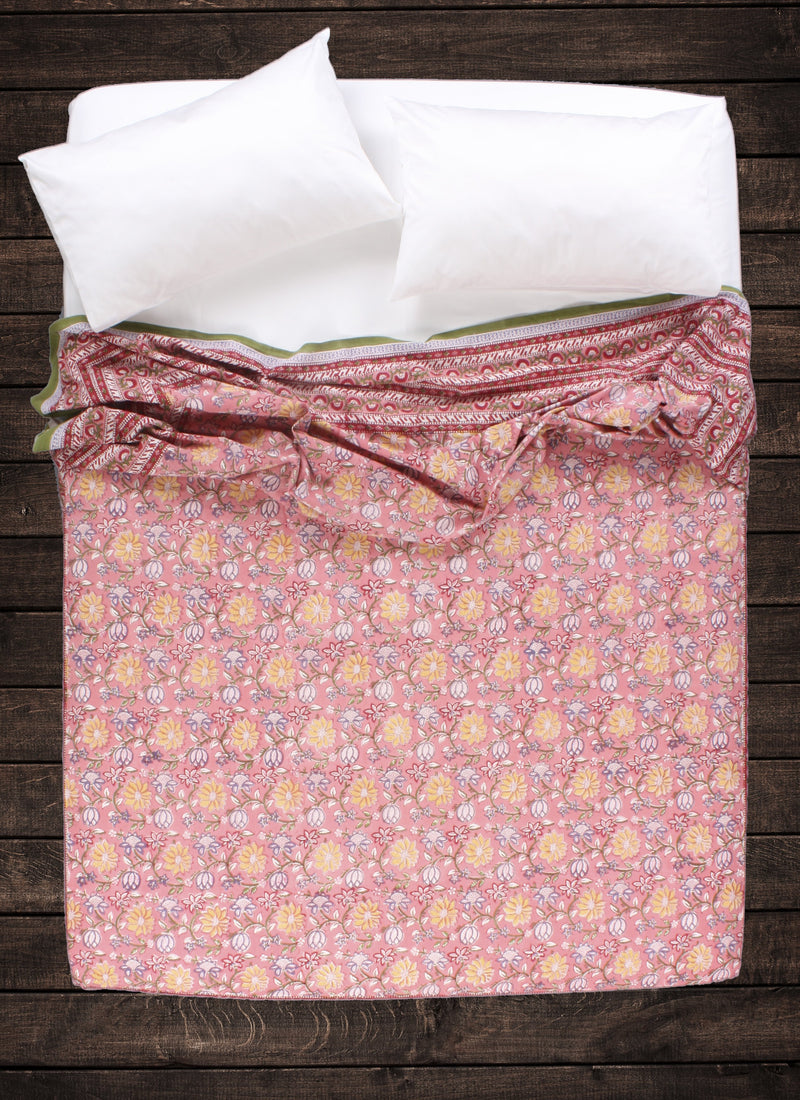 Queen Flat Sheet - Pixie