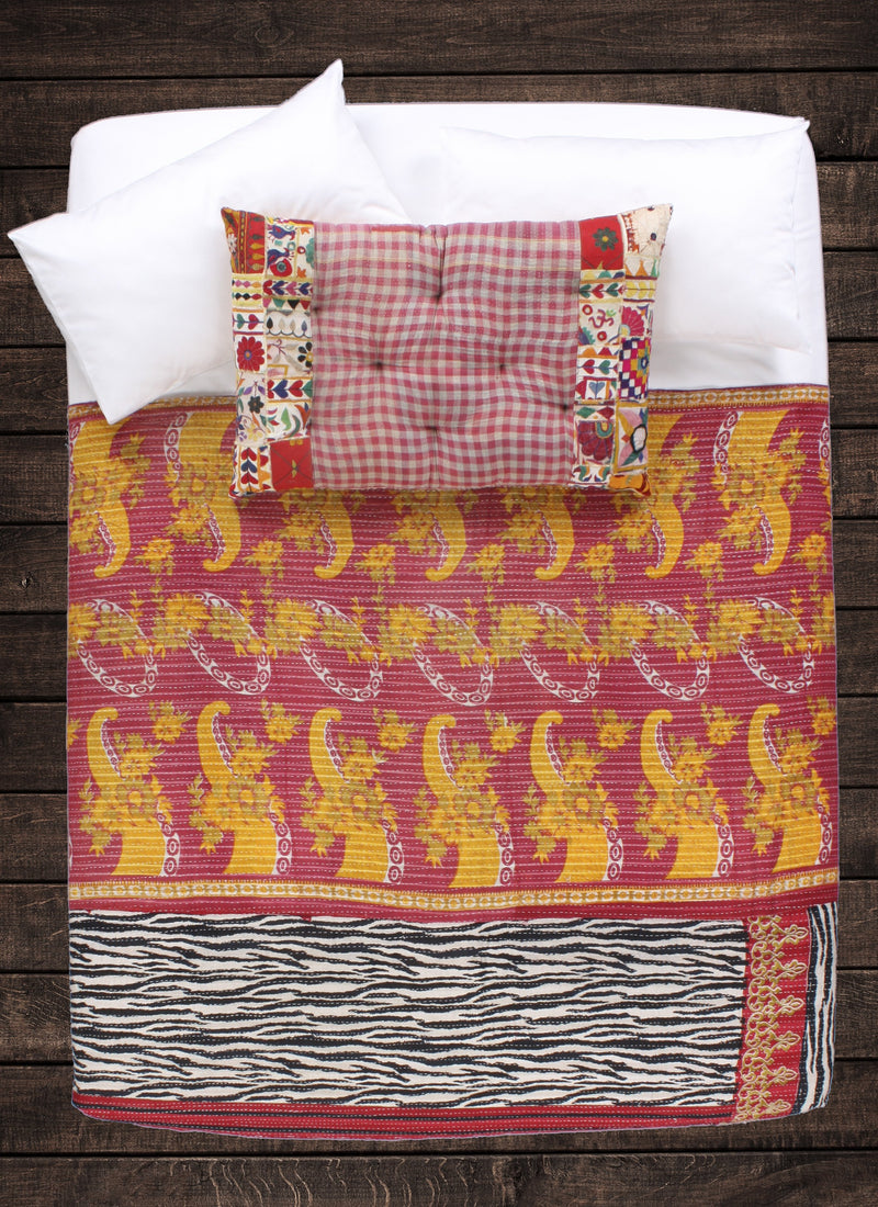 Kovacs Kantha Throw