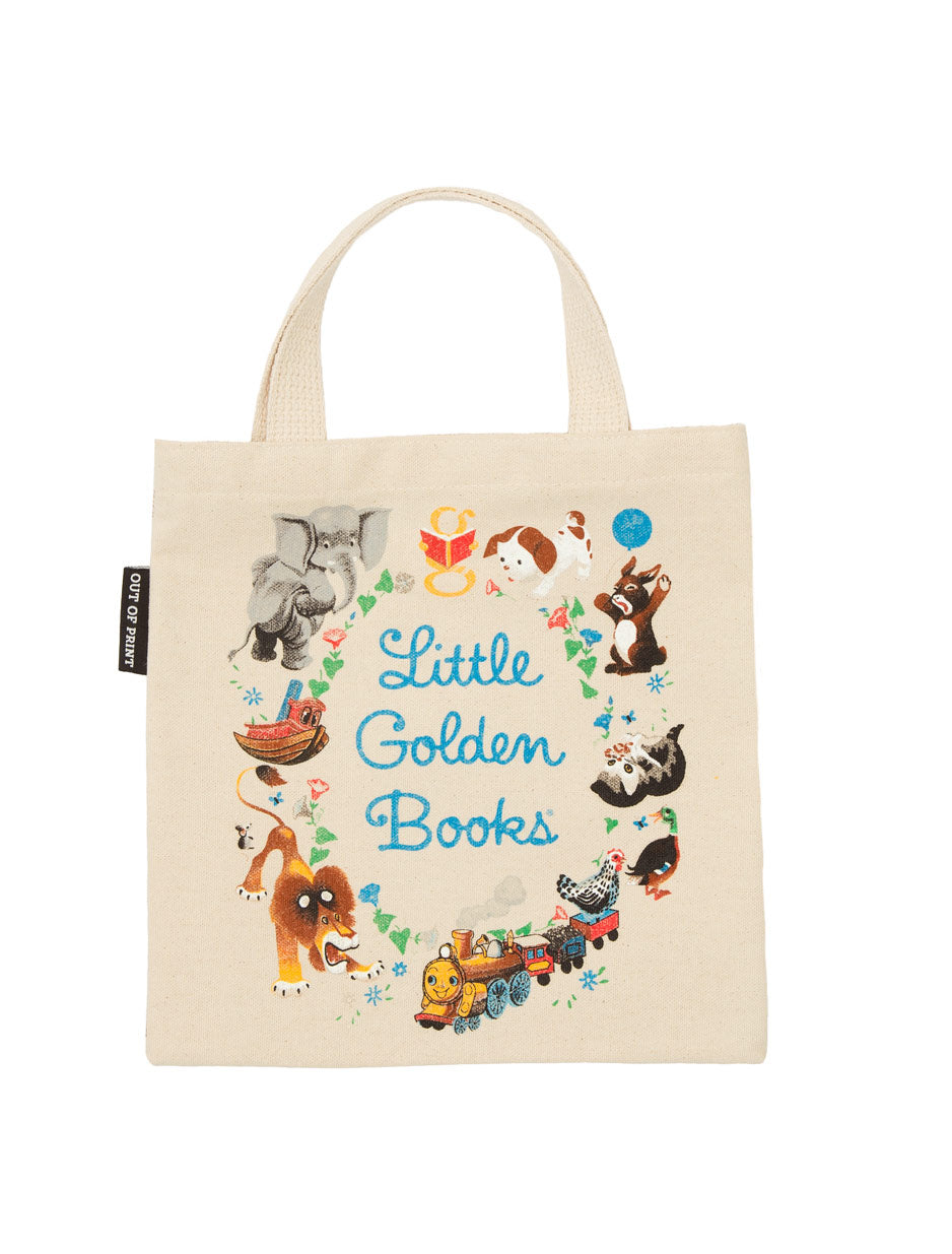 Little Golden Books Mini Tote