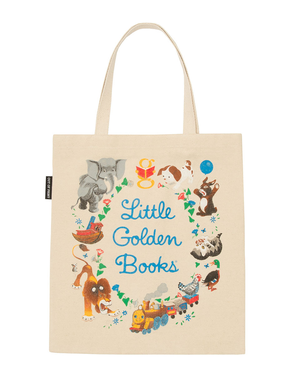 Little Golden Books Tote