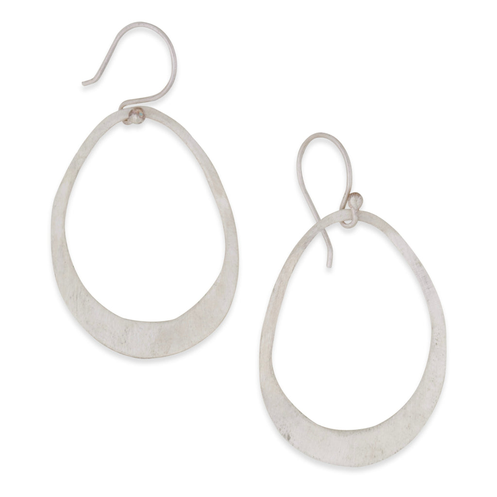 Sammy Silver Earrings